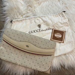 Vintage Authentic Gucci Clutch